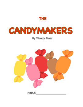Candymakers Unit with Comprehension Questions