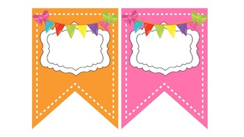 Candyshop Classroom: Editable Classroom Decorations