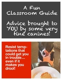 Canine Classroom Guidelines