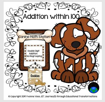 Canine Math Station