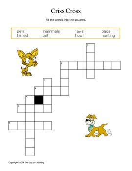 Canines Activity Fun