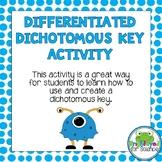Cannon Classification Dichotomous Key