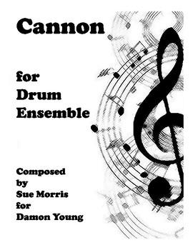 Cannon for Drum Ensemble