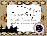 Canoe Song - A Native American Folk Song w/ Orff Instrumen