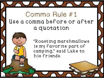 Canoeing for Commas: Sorting Sentences by Commas Usage