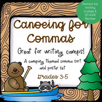 Canoeing for Commas: Sorting Sentences by Comma Usage