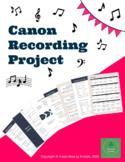 Canon Recording Project