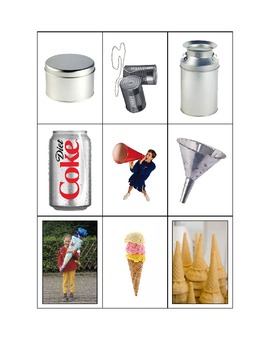 Life Skills: Cans or Cones