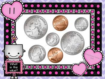 Can't Buy Me Love Valentine's Counting Coins MOVE IT!