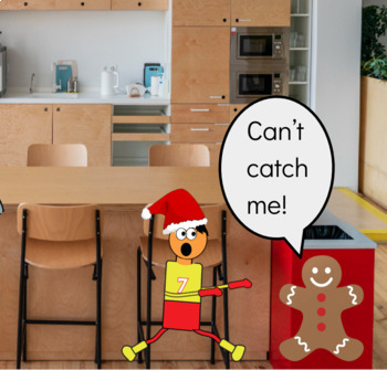 Can't Catch Me! An Emergent Guided Reading Level 2 Billy Beginning Reader