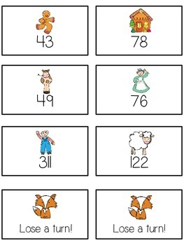 Can't Catch Me Math Folder Game - Common Core - Rounding to Nearest 10th