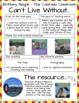 Can't Live Without Colorado Classroom's Free Resources