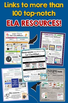 Cant live without it ebook ela grades 6 12 free by literary cant live without it ebook ela grades 6 12 free fandeluxe Epub