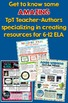 Can't Live Without It eBook: ELA, Grades 6-12 (Free)