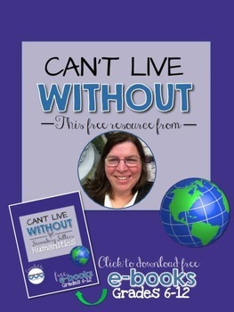 Can't Live with out it! I am your Art teacher's free resource!
