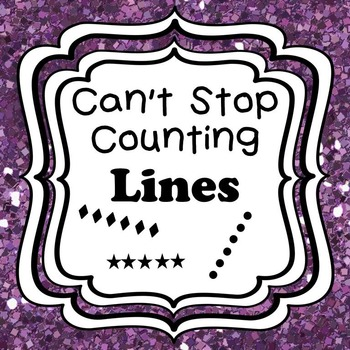 Can't Stop Counting Lines-Games and Activities for Countin