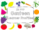 Canteen Learner Profiles