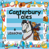 Canterbury Tales - 13 Excellent Resources