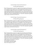 Canterbury Tales Creative Writing- Guess That Pilgrim
