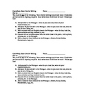 Canterbury Tales Creative Writing Prompts