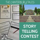 Canterbury Tales Final Storytelling Project, High School ELA