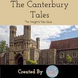 Canterbury Tales: Knight's Tale Quiz