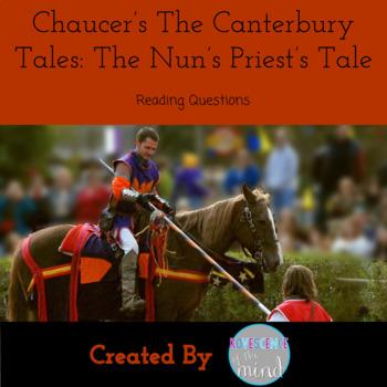 Canterbury Tales Nun's Priest's Tale