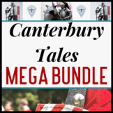 Canterbury Tales MEGA BUNDLE-- Great for Distance Learning