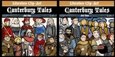 Canterbury Tales Sets 1 and 2 Combo-44 pc. Clip-Art Set!