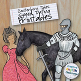 Canterbury Tales Speed Dating Printables