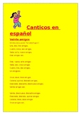 Canticos en español