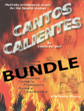 Cantos Calientes BUNDLE – Musically Accompanied Chants for