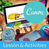 Canva Design Program Lesson & Activities