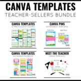 Canva Templates for Teacher Sellers