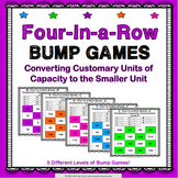 Customary Capacity Conversions: Measurement Conversion Games (4.MD.A.1)