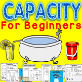 Capacity Activities for Beginners