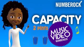 CAPACITY Worksheets ★ With Capacity Game ★ Capacity Video ★ Capacity Activities
