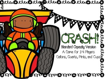 Capacity CRASH! A Review Game