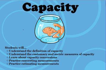 Capacity Flipchart