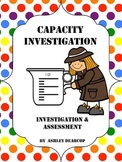 Capacity Investigation & Assessment