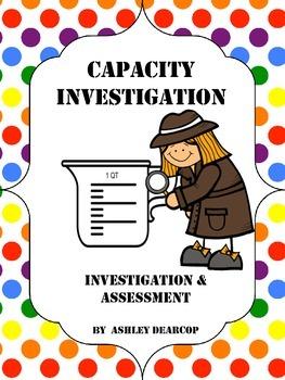 Capacity Investigation & Assessment