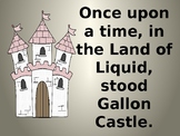 Capacity Kingdom: Gallon Castle powerpoint