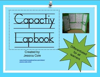 Capacity Lapbook