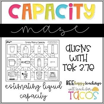 Capacity Maze 3.7E