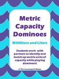 Capacity- Milliliters and Liters