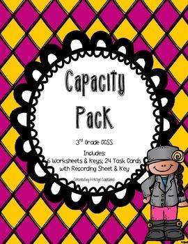 Capacity Pack