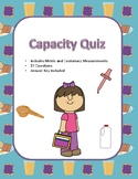Capacity Quiz
