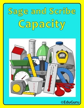 Capacity Sage and Scribe Cooperative Learning Activity