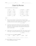 Capacity Test and Review