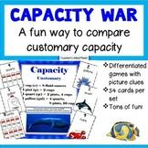Measurement Games - Capacity War